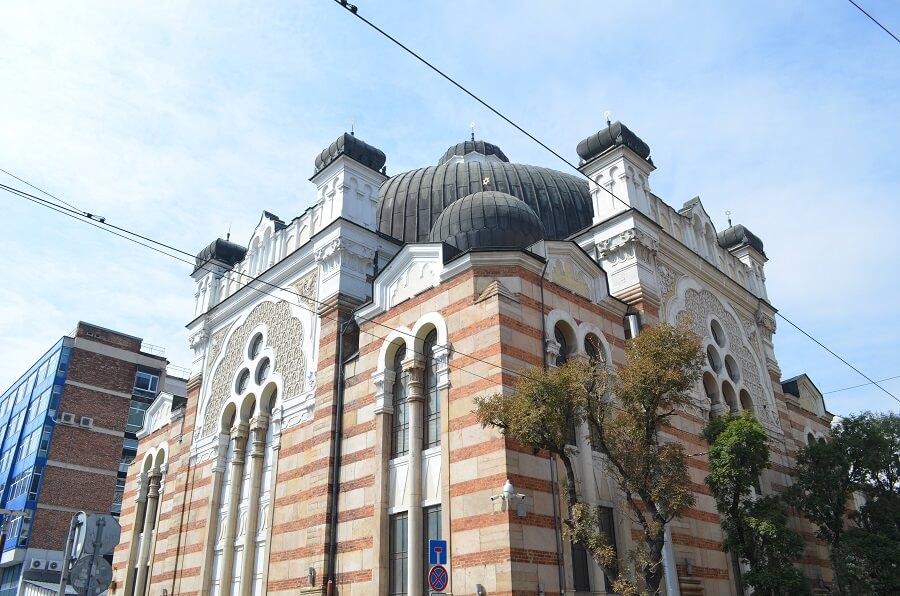 Sinagoga de Sofia