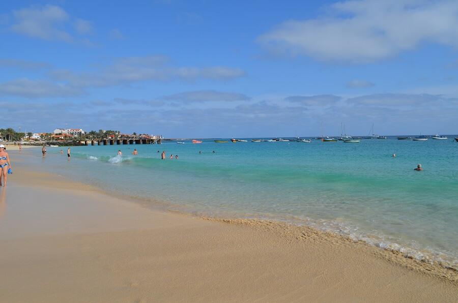 Santa Maria, Isla de Sal, Cabo Verde