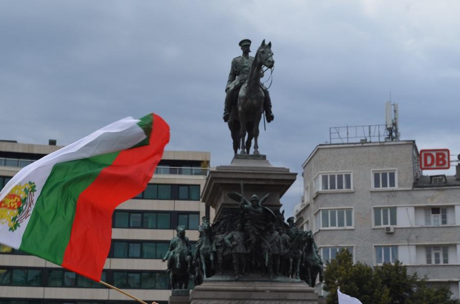 Estátua Tsar Liberator