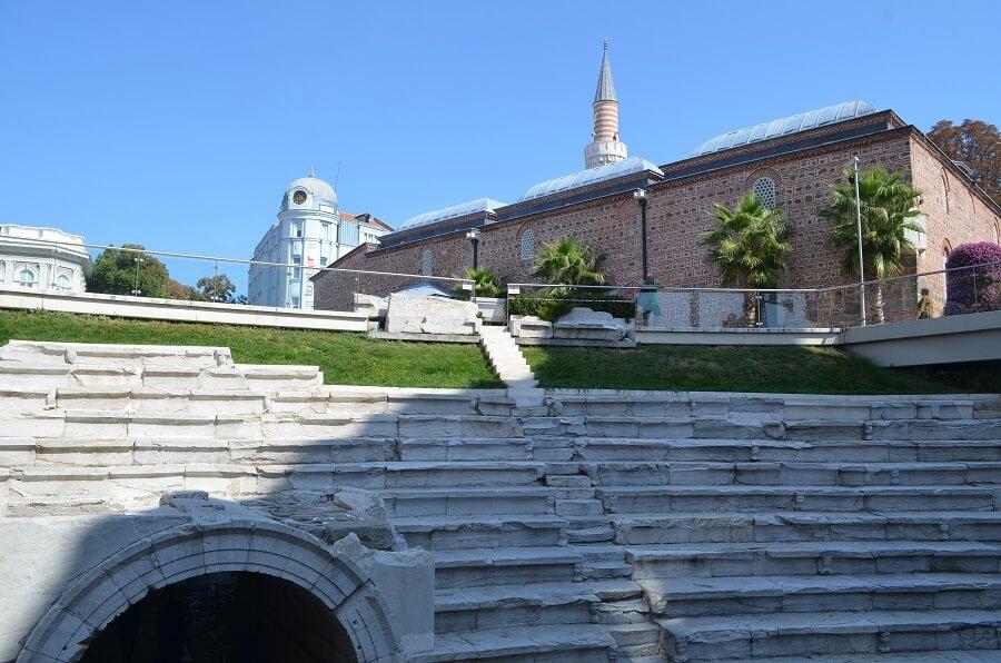 Anfiteatro Philipopolis