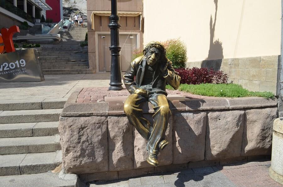 estatua Milio