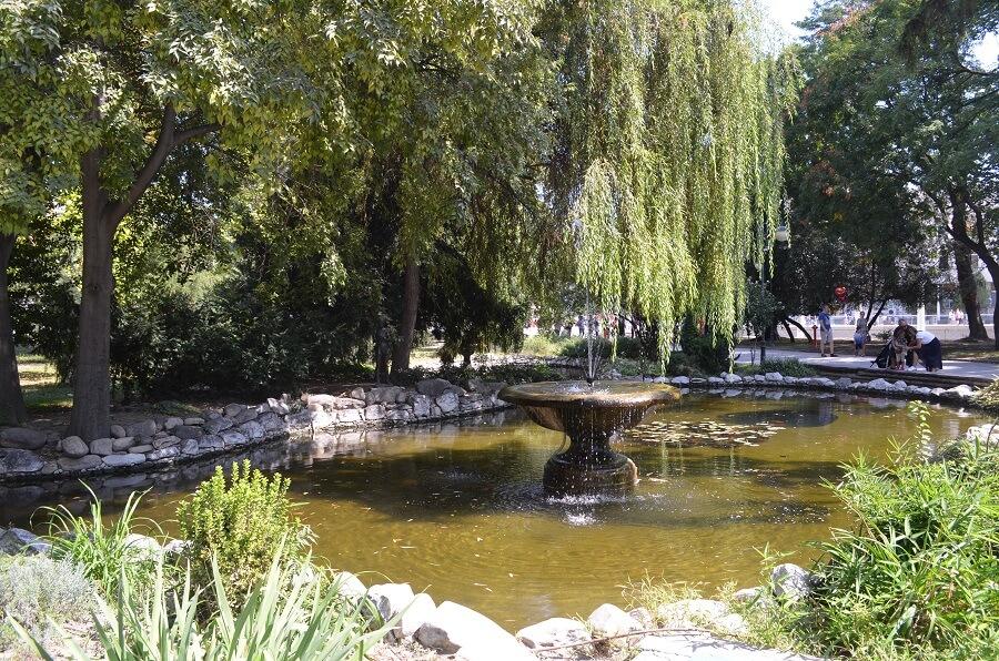 Parque Tsar Simeon