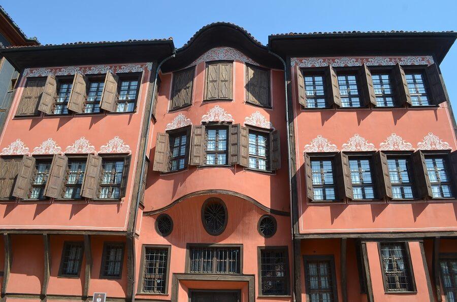 Casa Balabanov's