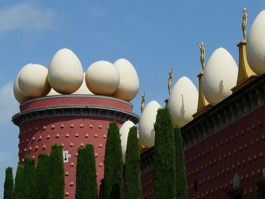 Figueres - Muzeul Dali