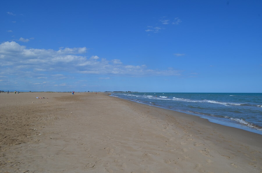Praias do Delta do Ebro