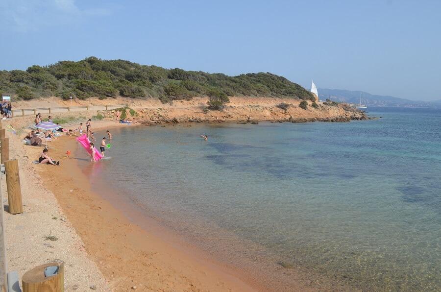 plage Relitto