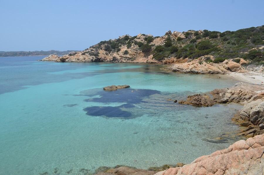 Praia Cala Napoletana