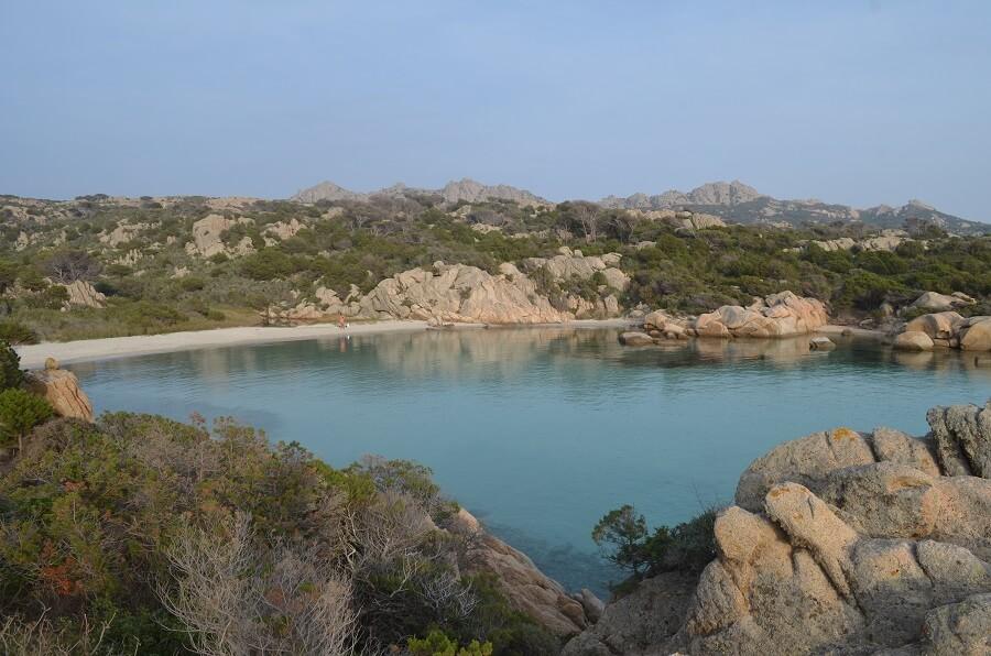Praia Cala Andreani