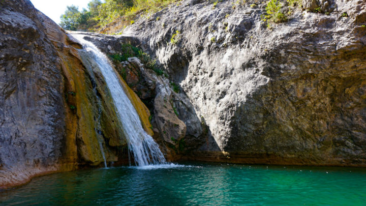 Gorgs de la Febró: um paraíso de cachoeiras e piscinas naturais