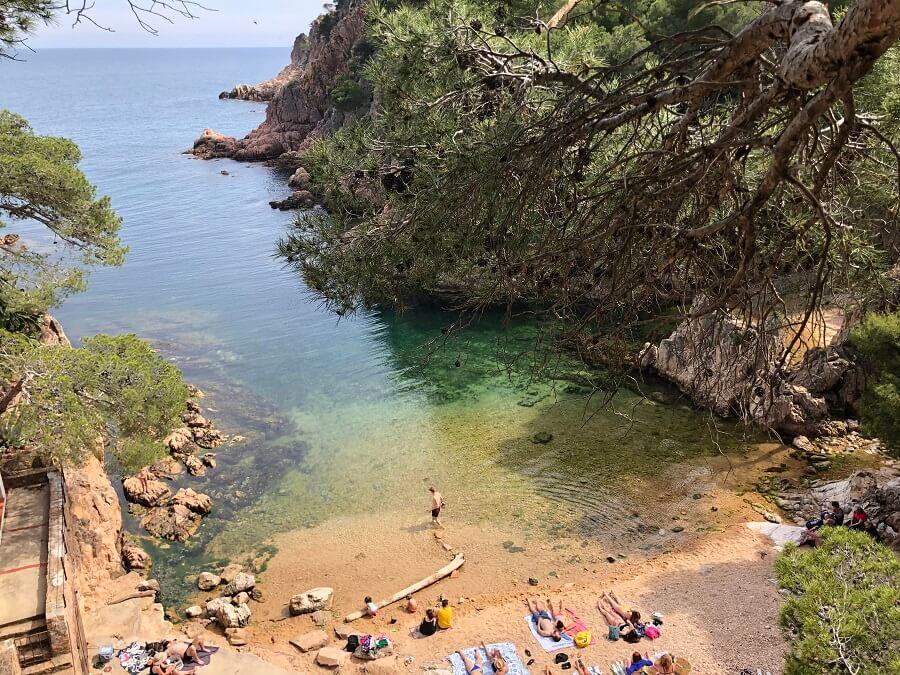 Aigua Xelida (Palafrugell)