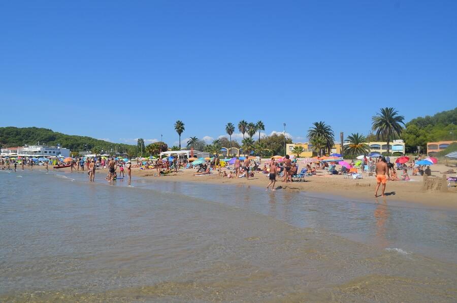 Praia de la Mora