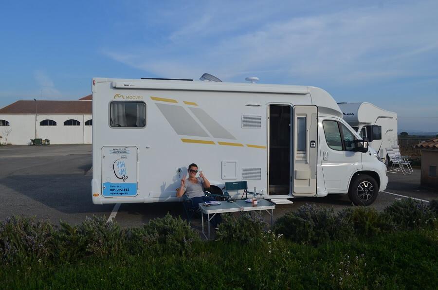 Regulamento Espanhol (DGT) para acampar e estacionar motorhome em vias públicas