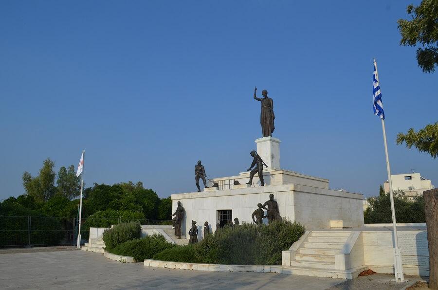 История кипрского конфликта